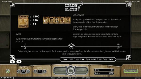 Игровой автомат Dead or Alive - побеждай по крупному в Вулкан Старс казино