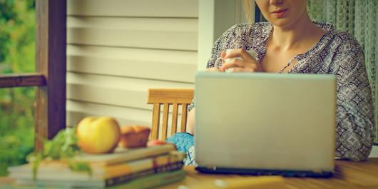 Как не растолстеть, если работаешь из дома?